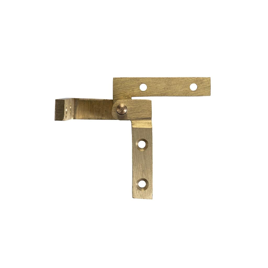 Art.2950/3140-2 Bis 50x25 pivot vertical doble bronce